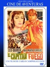 El Capitán fuego [DVD]