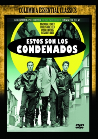 Estos son los Condenados [DVD]