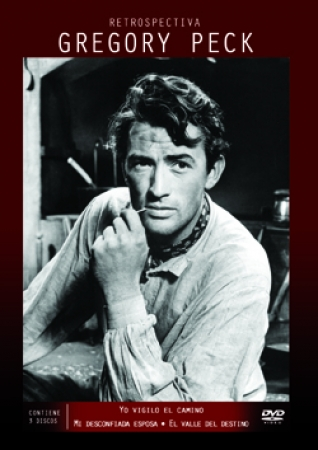 Gregory Peck [3 DVD]