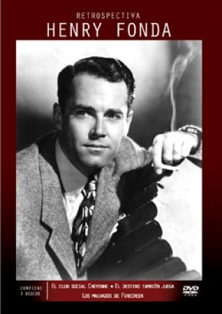 Henry Fonda [3 DVD]