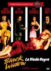 La viuda negra [DVD]