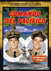 Comando del Pacífico [DVD]