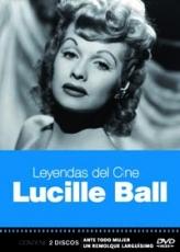 LEYENDAS DEL CINE - LUCILLE BALL