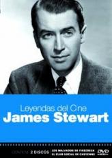 LEYENDAS DEL CINE - JAMES STEWART
