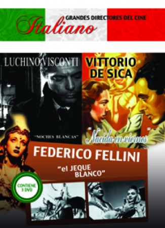 Cine Italiano [3 DVD]