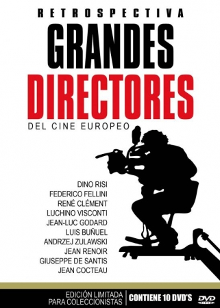RETROSPECTIVA: GRANDES DIRECTORES DEL CINE EUROPEO