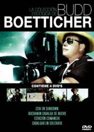 Budd Boetticher [4 DVD]