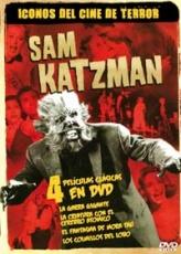Sam Katzman [4 DVD]