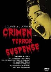 COLUMBIA CLASSICS. CRIMEN TERROR SUSPENSE
