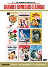 LA FILMOTECA IDEAL GRANDES COMEDIAS CLASICAS