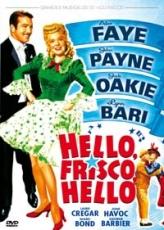 Hello Frisco, Hello [DVD]