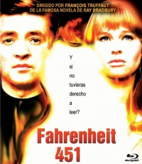 Fahrenheit 451 [Blu Ray]