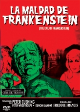 La Maldad de Frankenstein [DVD]