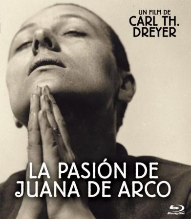 La Pasión de Juana de Arco [Blu Ray]