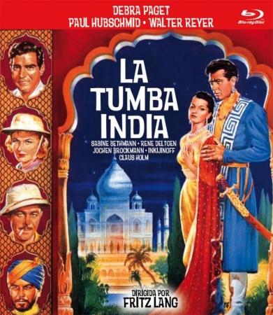 LA TUMBA INDIA