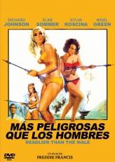 Más Peligrosas que los Hombres [DVD]