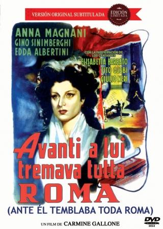 Ante él temblaba toda Roma [DVD]