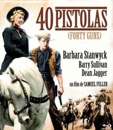 40 Pistolas [Blu Ray]