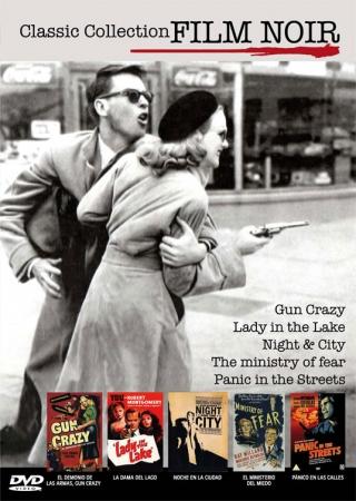 Film Noir Classic Collection [5 DVD]