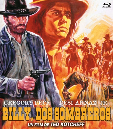 Billy dos Sombreros [Blu Ray]