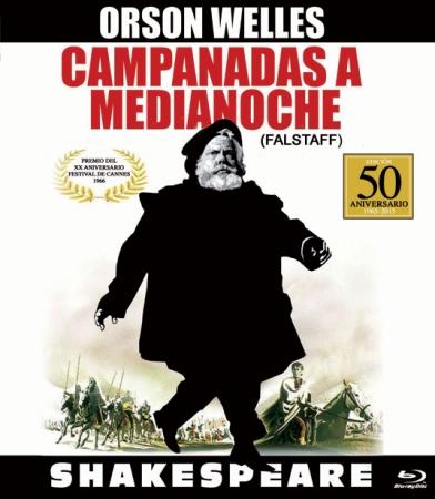 Campanadas a Medianoche [Blu Ray]