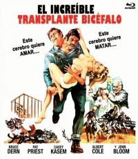 El Increíble Transplante Bicéfalo [Blu Ray]