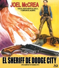 El Sheriff de Dodge City [Blu Ray]