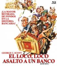 El loco, loco asalto a un banco [Blu Ray]