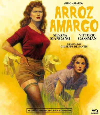 Arroz Amargo [Blu Ray]