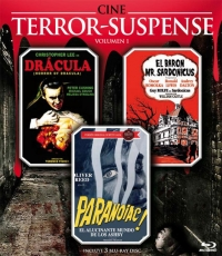 TERROR-SUSPENSE Volumen 1