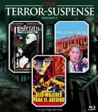 TERROR-SUSPENSE Volumen 2