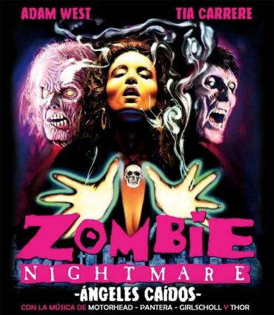 Ángeles Caídos (Zombie Nightmare) [Blu Ray]