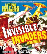 Invasores Invisibles [Blu Ray]