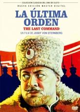 La última orden [DVD]