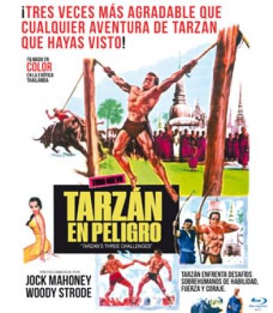 Tarzán en peligro [Blu Ray]