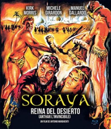 Soraya, reina del desierto [Blu Ray]
