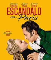 Escándalo en París [Blu Ray]