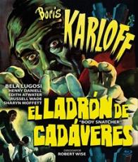 EL LADRON DE CADAVERES (BR)