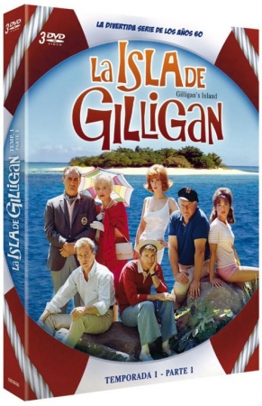 La isla de Gilligan - Temp. 1 Vol. 1