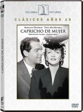 Capricho de Mujer [DVD]