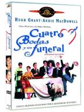 Cuatro Bodas y Un Funeral [DVD]