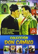 Colección Don Camilo [5 DVD]
