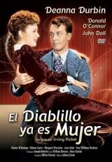 El Diablillo ya es Mujer [DVD]