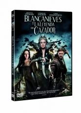 Blancanieves y la Leyenda del Cazador [DVD]
