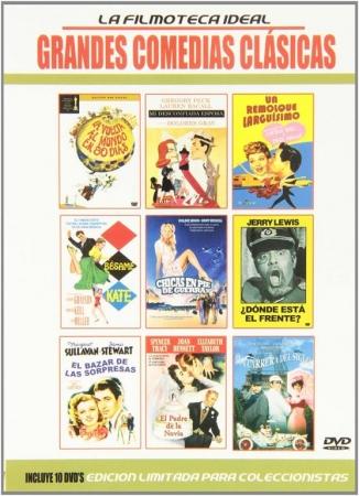 Filmoteca Ideal [10 DVD]