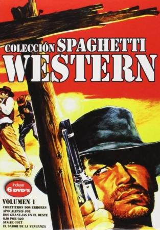 Spaghetti Western (Vol. 1) [6 DVD]
