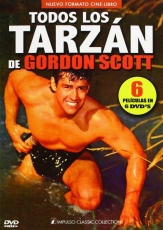 Tarzanes de Gordon Scott