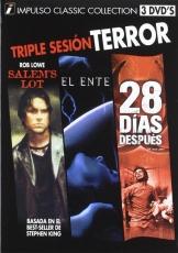 Triple Sesión Terror
