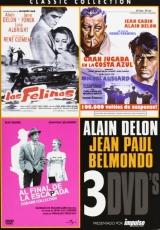Alain Delon, Jean Paul Belmondo