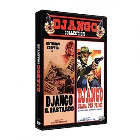 Doble Sesión Django [2 DVD]